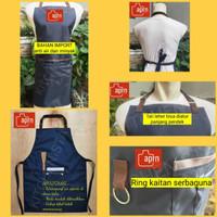 celemek apron anti air / waterproof - NAVY