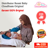 BABY CLOUDFOAM - BANTAL ANTI PEYANG - *DISTRIBUTOR* ORIGINAL 100%