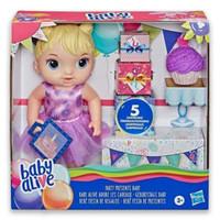 Baby Alive Party Presents Baby Hasbro