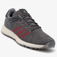 Sepatu Golf Adidas S2G spikeless Grey - Original