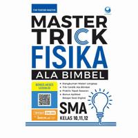 Buku Master Trick Fisika SMA Kelas 10, 11, 12