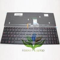 Keyboard ASUS ROG Strix Gl 702 GL702VT GL702VS GL702VM Black