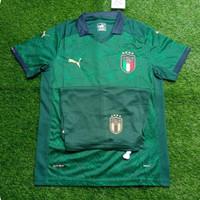 Jersey Baju Bola Italia 3rd 2021 Setelan Baju dan celana Go Impor
