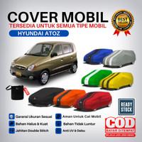 Body Cover Mobil Hyundai Atoz Selimut Sarung Tutup Mantel - POLOS, FOTO NO.10