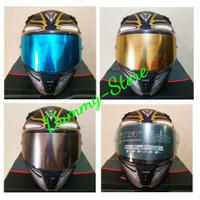 Tear Off / Pelapis Visor Iridium Helm KYT R10, RC7, K2R, FALCON