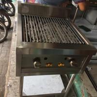 gas griller panggangan/charcoalgrill/bakaran gas