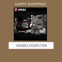 Motherboard AMD MSI A320M-A PRO MAX (AM4, A320, DDR4)