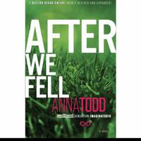 BUKU NOVEL : After We Fell (By: Todd Anna)