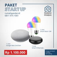 Paket Startup Instalasi dan produk Smart Home IoT