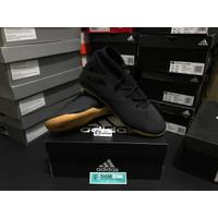 Sepatu Futsal Adidas Nemeziz 19.3 IN Black F34413 Original BNIB