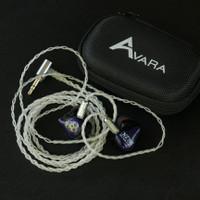 Avara AV3 AV 3 Universal In Ear Monitor IEM Earphone