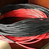 Kabel AWG 12 Silicon Hitam atau Merah