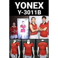 BAJU BADMINTON LADIES CEWEK YONEX IMPORT 3011B TIMNAS CHINABULUTANGKIS