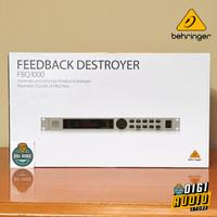 Behringer FBQ1000 [ FBQ 1000 ] Feedback Destroyer & Parametric EQ