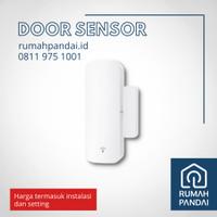Smart Door Sensor / Sensor Pintu/ Jendela + Instalasi
