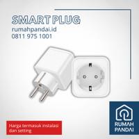 Smart Plug / Portable Plug / Colokan Pintar dan Instalasi
