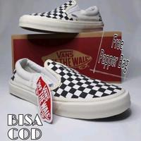 Sepatu Vans Slip On Catur OG Premium Murah