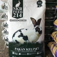 GRAB/GOJEK Pelet Makanan Kelinci SKR 214 20kg