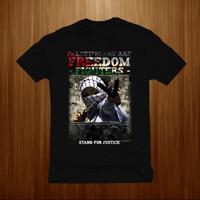 Kaos baju palestine palestin freedom palestina
