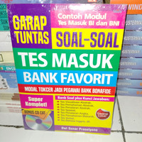 GARAP TUNTAS SOAL - SOAL TES BANK FAVORIT ( PSIKOTES )