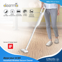 Deerma VC01 Handheld Wireless Vacuum Cleaner Portable Penyedot Debu