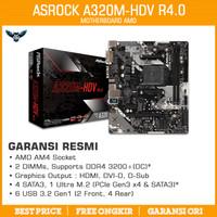 Asrock A320M HDV