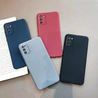 Soft Case Samsung Galaxy S20 Fe Slim Matte Silicon Sandstone