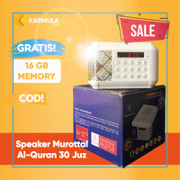 Speaker Quran Murotal 30 Juz 16 GB | Speaker Quran Anak