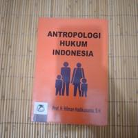 Original Antropologi hukum indonesia