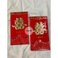 Angpao sangjit angpao wedding isi 6 shuangxi
