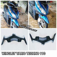 Aksesoris Winglet Vario Techno 110