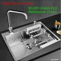 Kitchen Sink Onan Golden Hand 5040/Bak Cuci Piring Stainless 304 Tebal
