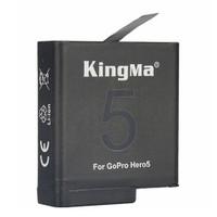 KingMa Baterai Replacement 1220mAh Battery GoPro Hero 5 / 6 / 7 Black