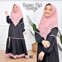 MK - Syari Kids Senja / baju muslim anak perempuan usia 9 - 10 tahun