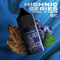 Blues To Bacco Highnic Hybrid 30ML by VapeVanJava- Liquid Bluestobacco