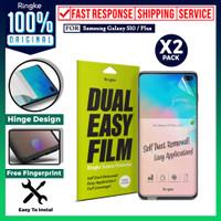 Screen Protector Galaxy S10 Plus / S10e / S10 Ringke Dual Easy Full
