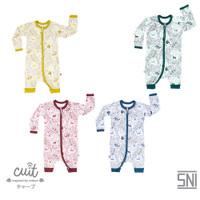 CUIT Sleepsuit Double Zipper 2 Arah - Flexible Mitten - SHIKA