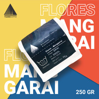 Premium-Roasted Bean 250gr - Washed Arabica - Flores Manggarai-Kartika