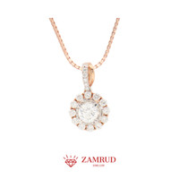 GIA Pendant 0005 Zamrud Jewellery