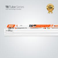LAMPU LED HOLZ T8 + FITTING Tube 22 Watt Putih