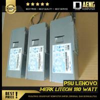 PSU Power Supply Power Suplay Lenovo mini 14 pin Merk Liteon 180 Watt
