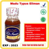 Madu Thypus Eliman Obat Herbal Infeksi Usus Lambung - Obat Tipes