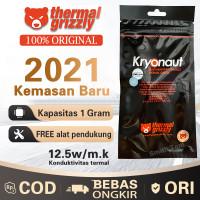 Thermal Grizzly Kryonaut Pasta Termal 1 Gram cooler