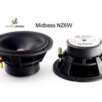 Audible Physics Midbass NZ6 (Kondisi Baru)