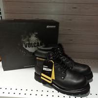 Orginal Krisbow Safety Shoes Vulcan 6inc/ Sepatu Pengaman Vulcan 6inc