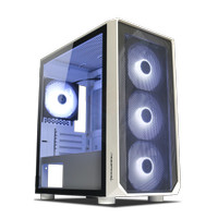 Tecware Forge M Mini Tower 4xARGB Fan for mATX, mini ITX WHITE