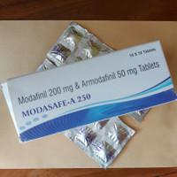 MODASAFE-A 250 / MODAFINIL 200MG & ARMODAFINIL 50MG TABLETS