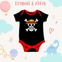 Baju jumper bayi unik lucu karakter anime one piece