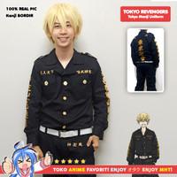 Jaket Kemeja Celana Anime Tokyo Revengers Tokyo Manji Draken Chifuyu