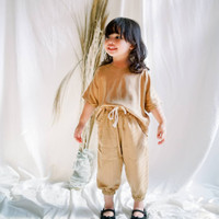 Setelan Anak Unisex Jane Set - Little Anna